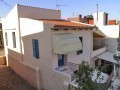 Panoramic setting: house for sale close to Chania